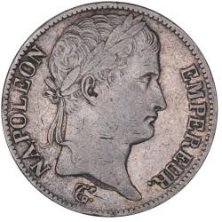 5 francs Napoléon Ier 1813 A