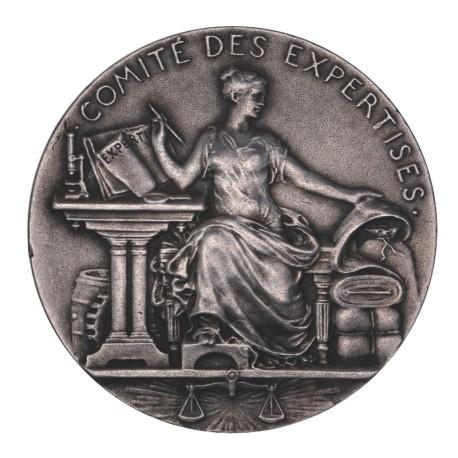 Médaille du Ministère du Commerce et de l'industrie
