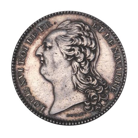 Louis XVI - Jeton de l'académie française - 1789