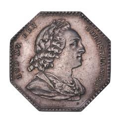 Jeton Louis XV - Etats du Languedoc - 1762