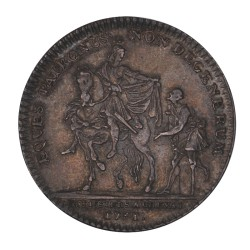 Jeton Louis XV