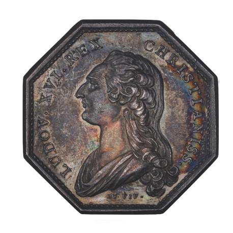 Jeton Louis XVI