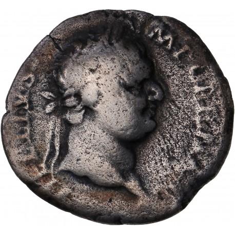Denier de Vitellius - Tarragone