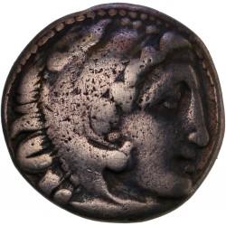 Royaume de Macédoine -Drachme d'Alexandre le Grand