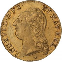 Louis XVI - Louis d'or 1788 W