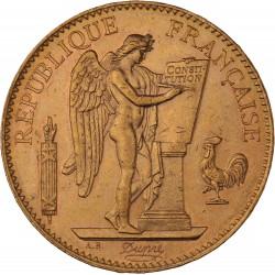 100 francs Génie 1910 A
