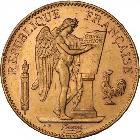 100 francs Génie 1904 A