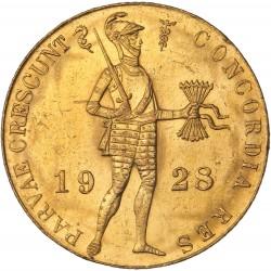 Pays Bas - Ducat 1928