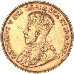 Canada - 10 dollars 1914
