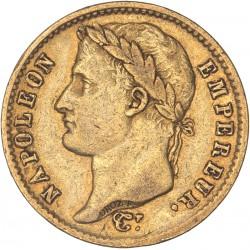 20 francs Napoléon Ier - 1807 A
