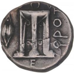 Bruttium - Statère de Crotone