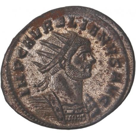 Antoninien d'Aurélien - Ticinium