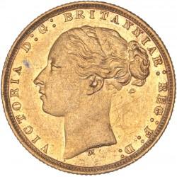 Australie - Souverain 1875 M