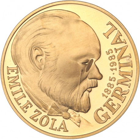 100 francs or Germinal / Zola