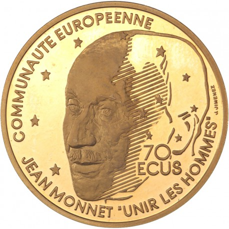 500 francs or Monnet 1992