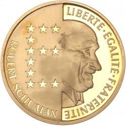 10 francs or Schuman 1986