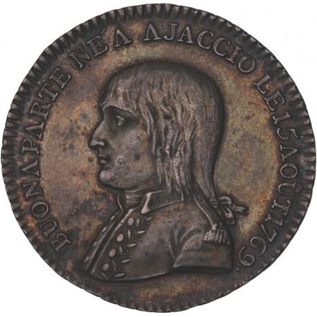 Jeton Napoléon Bonaparte victorieux