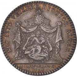 Jeton des Etats de Saint Brieuc 1730