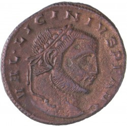 Follis de Licinius Ier - Thessalonique