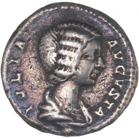 Denier de Julia Domna - Rome