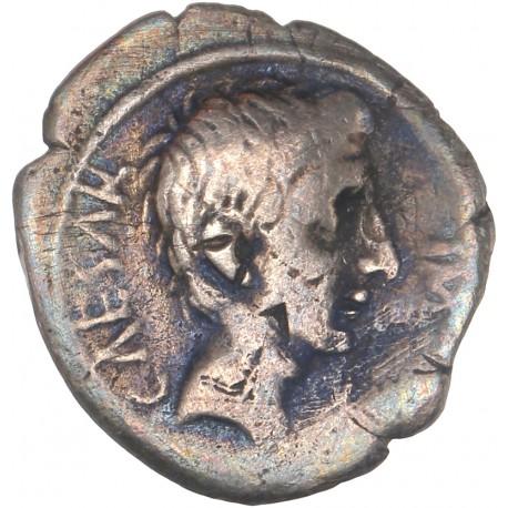 République Romaine - Quinaire d'Octave