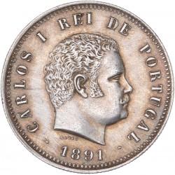 Portugal - 200 réis 1891