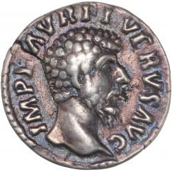Denier de Lucius Vérus - Rome
