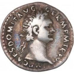Denier de Domitien - Rome