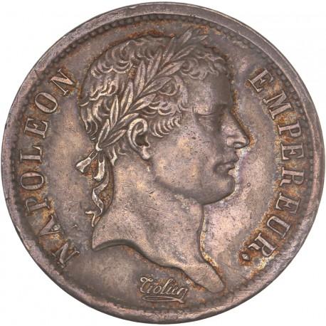 2 francs Napoléon Ier 1811 Paris