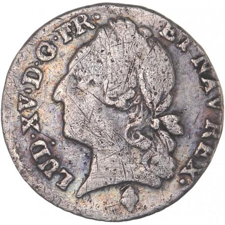 Louis XV - 1/20ème d'écu posthume 1779 A