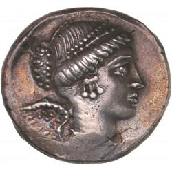 République Romaine - Denier Carisia
