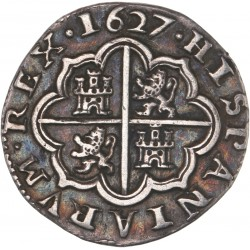 Espagne - 2 réales de Philippe IV