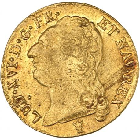 Louis XVI - Louis d'or 1786 I