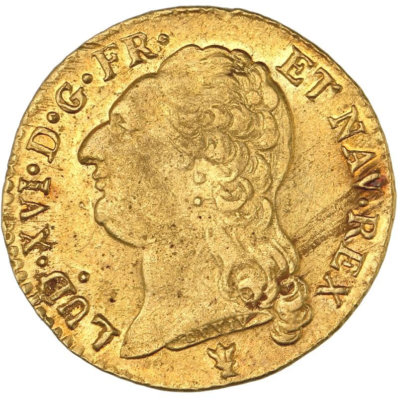 Monnaie D Or Royale Francaise Louis Xvi