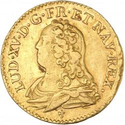 Louis XV - Louis d'or 1734 R Orléans