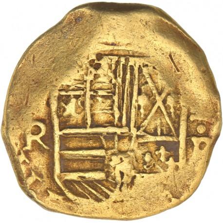 Espagne - Double escudos de Philippe IV