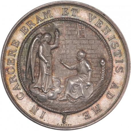 Toulouse - Commission des prisons (frappe moderne - poinçon corne)