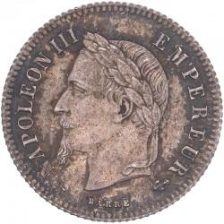 20 centimes Napoléon III 1864 A