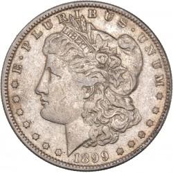 Etats Unis d'Amérique - 1 dollar 1899 O