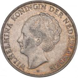 Pays Bas - 2 et demi Gulden 1932