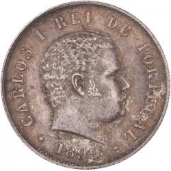 Portugal - 500 réis 1899