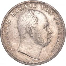 Allemagne - 1 thaler Prusse 1867 A