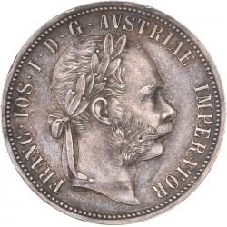 Autriche - 1Florin François-Joseph Ier