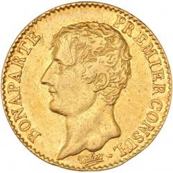 20 francs Bonaparte Premier Consul an 12 A