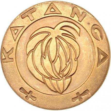 Katanga - 5 francs or