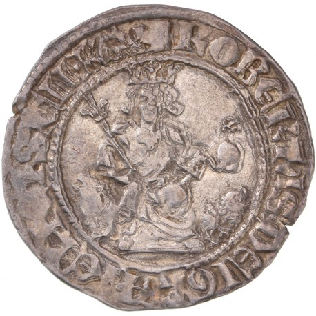 Comté de Provence - Carlin de Robert d'Anjou