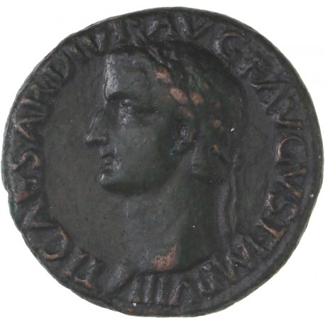 As de Tibère - Rome