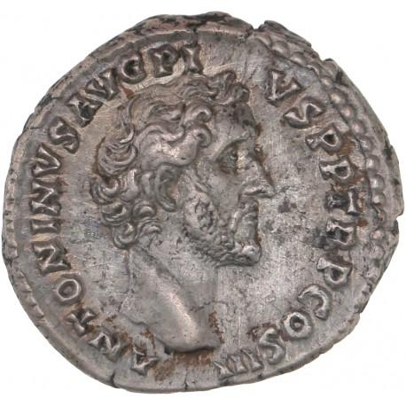 Denier d'Antonin le Pieux - Rome