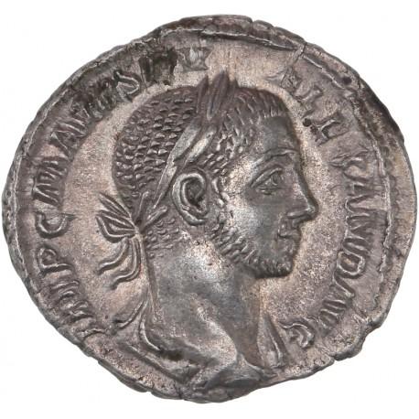 Denier d'Alexandre Sévère - Rome