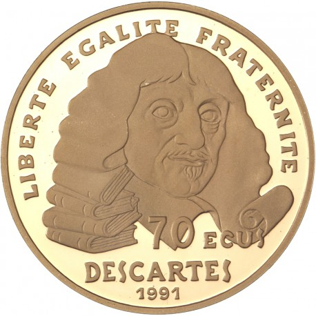 500 francs or Descartes